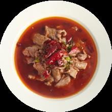 【星厨邦】水煮黄牛肉【麻辣】/净重约370g适合1~2人食用