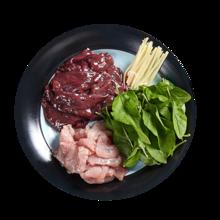 【星厨邦】枸杞瘦肉猪肝汤/净重280g适合1~2人食用