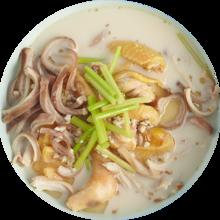 【星厨邦】沙姜猪肚鸡/净重约580g适合1~2人食用