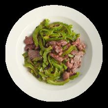 【星厨邦】豉汁凉瓜炒牛肉/净重约335g适合1~2人食用
