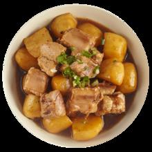 【星厨邦】珍珠土豆烧土精排/净重460g适合1~2人食用