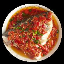 【星厨邦】剁椒鱼头【特辣】/净重约715g适合1~2人食用