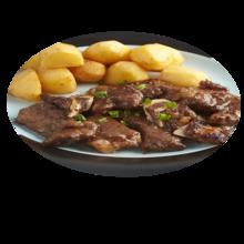 【星厨邦】珍珠土豆烧牛仔骨/净重约510g适合1~2人食用