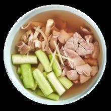 【星厨邦】三鲜肉片腰润汤/净重约415g适合1~2人食用