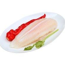 鲜动生活  越南进口巴沙鱼柳400g*4包冷冻去骨巴沙鱼柳