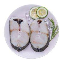 鲜动生活 阿拉斯加黑鳕鱼1kg原条切片进口生鲜食材海鲜水产