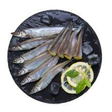 【鲜动生活】加拿大满籽新鲜多春鱼1000g(200g*5包) 加拿大柳叶鱼 条条满籽