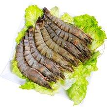 【鲜动生活】斑节对虾400g 大规格盒装生鲜食材海鲜水产