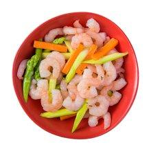 鲜动生活 冷冻红虾仁200g*4包鲜冻大虾仁生鲜食材海鲜水产