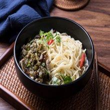 Asian Choice 亚洲优选 酸菜肉丝面 570g