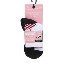 奥百思专业运动袜-女士中筒(20-22cm)