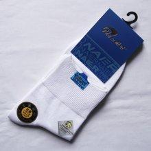 耐尔抗菌防臭男装袜(短邦)26-30cm