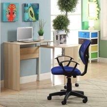 【转角折叠小办公桌】雅客集白橡色电脑书桌WN-13114