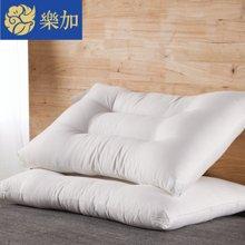 lehome乐加家纺 枕头枕芯羽丝绒枕亲肤棉枕头