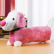 宠物狗抱枕午睡枕健康枕芯小孩卡通玩具创意生日礼物米卡多家纺