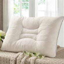 雅兰家纺 乳胶枕头慢回弹护颈枕芯 馨梦睡眠乳胶枕