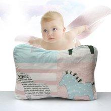 帝豪家纺 儿童决明子加长枕头新生儿婴儿幼儿园枕头0-1-3-6岁四季