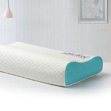 帝豪家纺 记忆棉枕头 正品学生宿舍保健枕芯单人儿童护颈枕头套