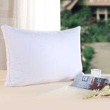【活动价139一对】香港雅兰家纺枕头枕芯保健护颈椎软枕头特价包邮雅兰立体羽丝绒枕