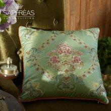 丝芙瑞欧式绣花沙发靠枕-拉维娜