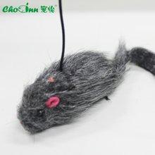 宠怡猫咪玩具 逗猫棒吊杆老鼠 猫咪玩具 狗狗玩具 训练用品