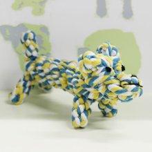 宠怡宠物玩具用品 棉绳玩具棉小狗耐咬磨牙洁齿 猫狗玩具磨牙耐咬