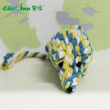 宠怡宠物玩具用品 棉绳玩具棉小鼠耐咬磨牙洁齿 猫狗玩具磨牙耐咬