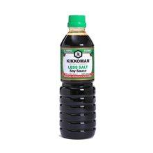 万字(减盐)酱油(新加坡)(600ml)