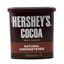 烘焙原料 美国进口好时可可粉 代餐粉 纯巧克力粉 冲饮可可粉226g