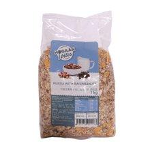 哈根宝葡萄干果仁混合混合麦片(1000g)