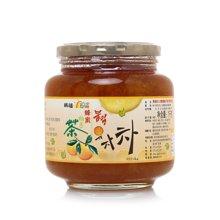 $韩福10.2蜂蜜柚子茶(1000g)