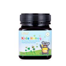【年货满减:立省10-100元】DNZ新西兰原装进口儿童蜂蜜天然纯净成熟蜜幼儿宝宝蜂蜜375g