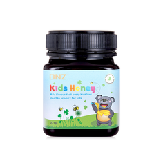 DNZ新西兰原装进口儿童蜂蜜天然纯净成熟蜜幼儿宝宝蜂蜜375g