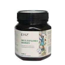 【年货满减:立省10-100元】DNZ新西兰原装进口蜂蜜纯净天然百花蜂蜜多种花蜜1000g