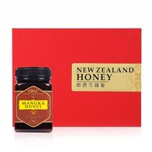 新西兰进口蜂蜜纯净天然成熟蜜麦卢卡蜂蜜TA20+500g 1瓶礼盒装