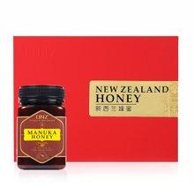 新西兰进口蜂蜜麦卢卡纯净天然成熟蜜TA10+ 500g 1瓶礼盒装