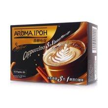 香醇怡保卡布奇诺3合1速溶白咖啡(10*25g)
