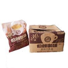 伯朗即溶咖啡曼特宁风味咖啡30入 480G  6包/箱 保质期:18个月