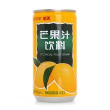 !乐天芒果汁饮料(180ml)