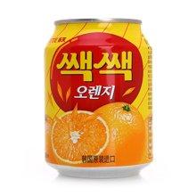 乐天粒粒橙水果饮料(238ml)