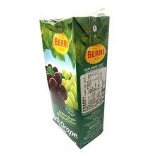BERRI 马来西亚百果益 果汁葡萄汁 1升/盒