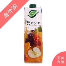 @QQ浦瑞曼100%混合果汁HN3(1L)