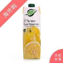 @QQ浦瑞曼100%西柚汁HN3(1L)