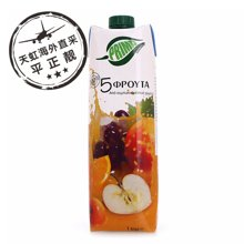 JJ浦瑞曼混合果汁(1L)