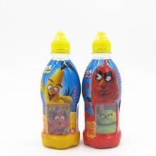 波兰进口 魔宝疯狂小鸟儿童混合果汁饮料+草莓覆盆子果汁饮料两瓶