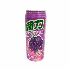 绿力葡萄汁饮料(480ml)
