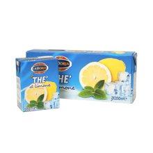 #意乐果园柠檬茶饮料HN1(200ml*3)