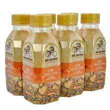 台湾伯朗咖啡焦糖玛奇朵风味咖啡饮料330ML*6瓶