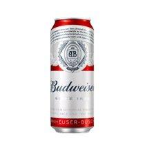 布德威(百威)啤酒500ml