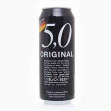 5.0黑啤酒(500ml)